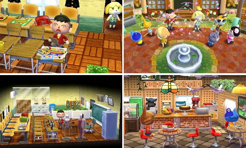 Im Genes Animal Crossing Happy Home Designer 3ds