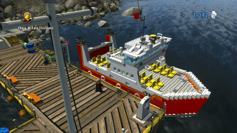 Lego City Undercover Lego City Undercover Wiiu