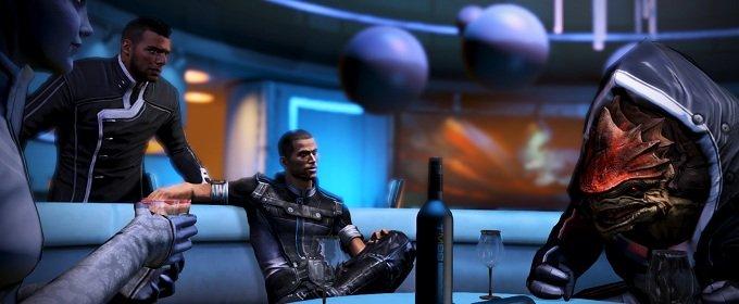 Mass Effect 3 Citadel, el reencuentro