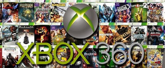 Los 50 Mejores Juegos De Xbox 360 Xbox 360