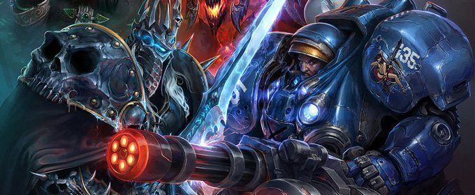 Siete meses de Heroes of the Storm